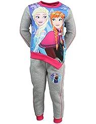 Chándal Mangas largas Frozen Niñas Elsa anna