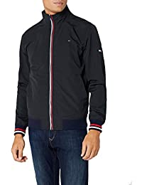 Tommy Jeans Men's Basic Casual Bomber Jacket
