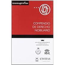 Compendio de Derecho  Nobiliario (Monografía)