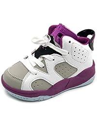 XL_etxiezi Zapatillas para niños Zapatos para niños y niñas, Violeta_31