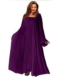 LOTUSTRADERS Damen Marokkanisches Kleid