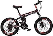 vlra bike land rover(Hummer) 20 inch mountain bike Suspended disc brake bicycle