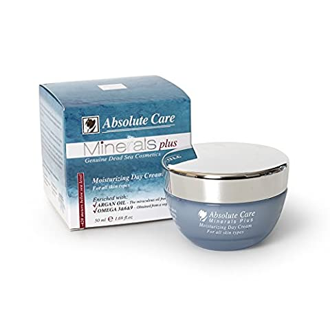 Absolute Care Minerlas Plus - Moisturizing Day Cream, 1er Pack