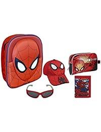 Preisvergleich für Spiderman Set rot