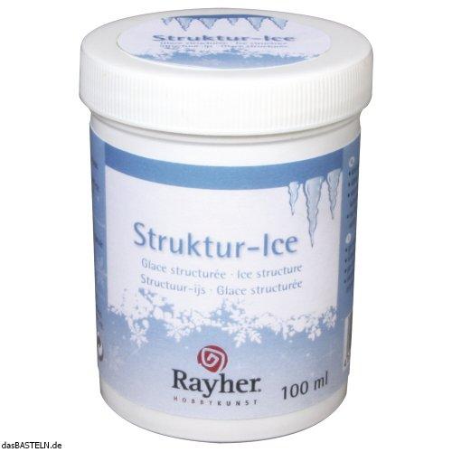RAYHER 38716000 Struktur-Ice, Dose 100 ml