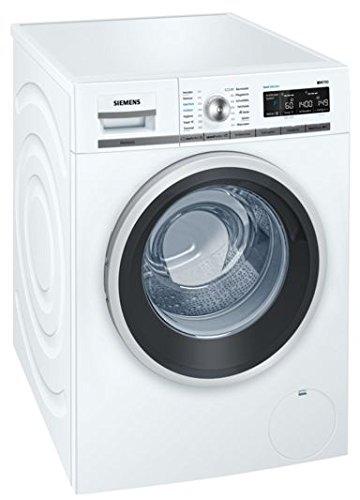 Siemens WM14W5G2 Waschmaschinen/Frontlader (Freistehend), 100 cm Höhe Modern