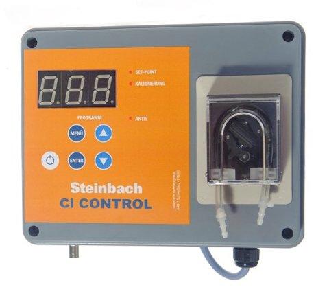 Steinbach Massivpoolzubehör, automatische Chlor Dosieranlage, 018260