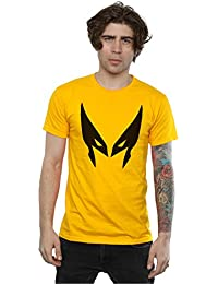 Marvel Homme X-Men Wolverine Mask T-Shirt XX-Large Tournesol 681fc15d31f