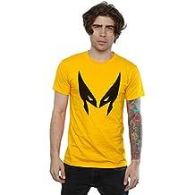 Marvel hombre X-Men Wolverine Mask Camiseta