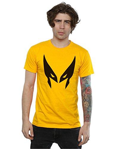 Marvel Men's X-Men Wolverine Mask T-Shirt