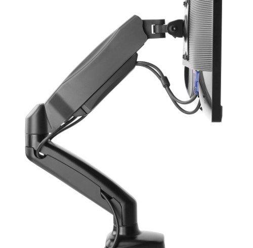 itor Gas Gegengewicht Arm Desk Mount 33-68,6cm Tilt Swivel Drehen ()