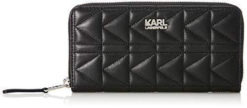 Karl Lagerfeld , Damen Clutch schwarz Schwarz