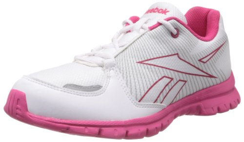 038427d87b8e7 Reebok Women  8217 s Extreme Speed Lp Silver and Candy Mesh Running Shoes