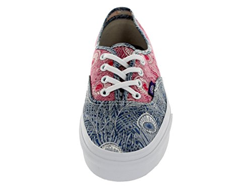 Vans Authentic, (Liberty) peacock true white (Liberty) peacock true white