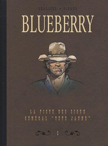 Blueberry, Tome 5 : Diptyque : La piste des sioux; Général de Jean-Michel Charlier (11 novembre 2010) Album