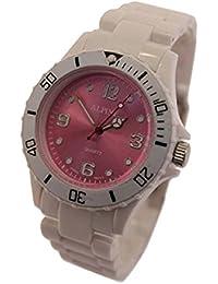 Alpine ALPP - Reloj para niños color blanco