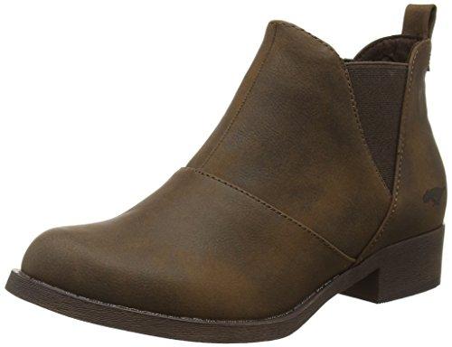 Rocket Dog Castelo, Women's Chelsea Boots, Brown (Graham Brown), 5 UK (38...