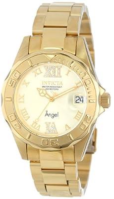 Invicta 14397 - Reloj de pulsera mujer, color dorado de Invicta