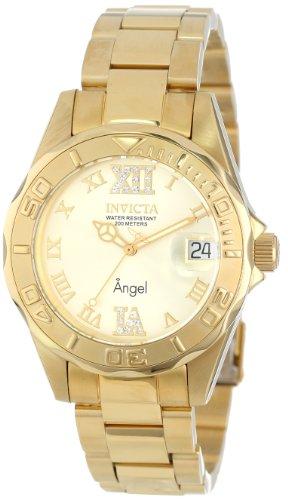 41V 7%2BHz8bL - Invicta Gold Mens 14397 watch
