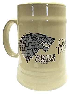 Game of Thrones House Stark Beer Mug