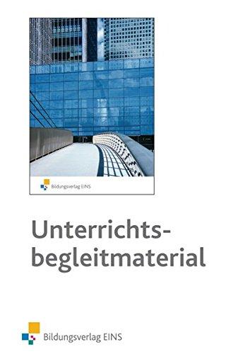 Feinwerkmechanik Maschinenbau UBM. Lernfelder 14 bis 16. CD-ROM ab Win 95. Schwerpunkt Maschinenbau Unterrichtsbegleitmaterial  (Lernmaterialien)