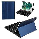 Wendapai Hülle kompatibel Design Hülle, dünn Anti-Scratch Anti-Scratch zurück Hülle Full Hülle kompatibel mit iPad Air 1-Blue