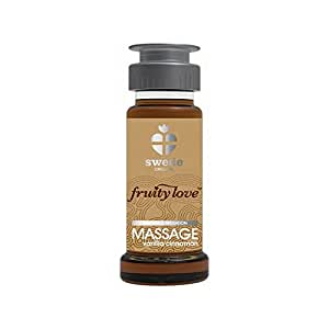 Huile de massage Fruity Love Swede Vanille Cannelle
