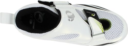 Pearl Izumi Tri Fly Iv Synthétique Baskets Wh-Bk