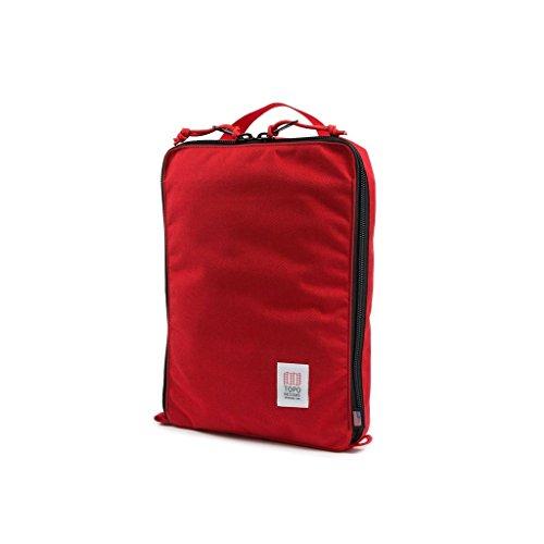Topo Designs , Borsa organizer portatutto Red