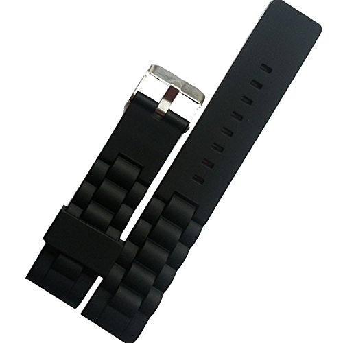 mens-curved-silicone-rubber-watch-strap-band-waterproof-with-buckle-22mm-black