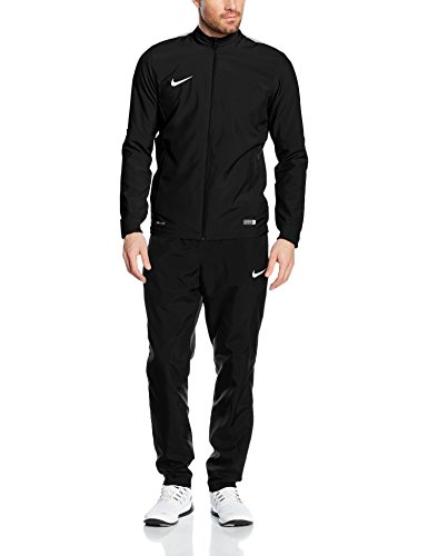 Nike Academy16 Wvn Tracksuit 2, Chándal para Hombre, Negro / Blanco, M