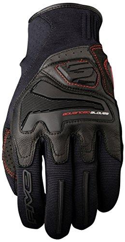 Cinque Advanced guanti RS4adulto guanti, nero, taglia 09