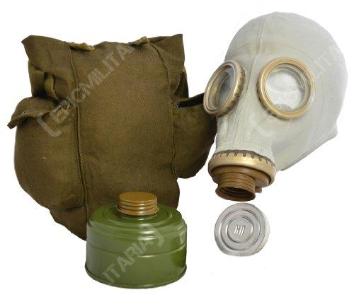original-sovietica-ruso-gp5-mascara-de-gas-con-filtro-y-bolsa-tamano-extra-pequeno-xs-tamano-0