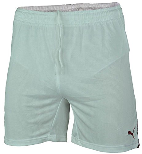 Puma Powercat 5.10 Shorts Junior RAPID Kinder Short Kurze Hose Weiß, Grösse:D/164 - UK/30 - US/XL - FR/14 - Puma Junior Cell