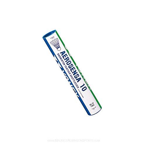 YONEX Badminton Sport AS10Aerosensa Feather Shuttles/Federbälle PK 12Stück (Feather Yonex)