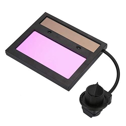 TX500C 110 * 90mm Sonnenkollektor-Schweißens-Eyewear-Linse, Schweißens-Masken-automatische Verdunkelungslinse -