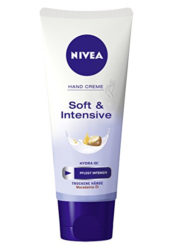 Nivea Soft & Intensive Hand Creme, 6er Pack (6 x 100 ml)