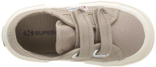 Superga 2750 Jvel Classic, Sneaker Unisex – Bambini Beige (Beige (Mushroom))