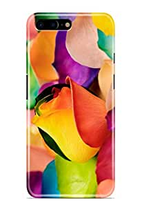 Knotyy OnePlus 5 Cover/OnePlus 5 Back Cover/OnePlus 5 Designer Printed Back Case