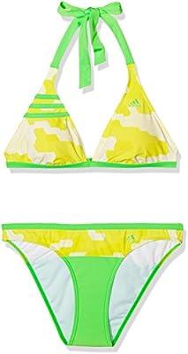 adidas Mujer Bikini Nga Colorblock 3Stripes Soporte para esquina