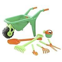 Polesie Polesie42071 No 456 Big Wheelbarrow Plus Shovel Set Toy