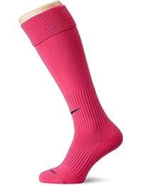 Nike SX5728-010, Calcetines Para Hombre, Rosa (Vivid Pink / Black)