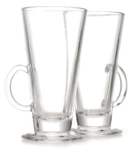 Eddingtons Servizio da 2 bicchieri alti da latte