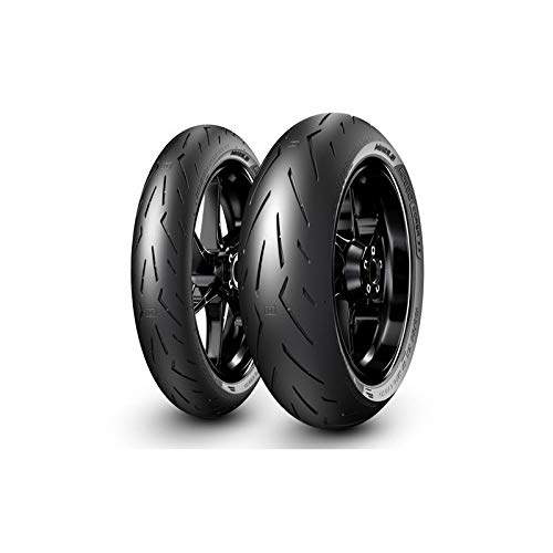 Pirelli 2906900-120/70/R17 58W - E/C/73dB - Ganzjahresreifen (Diablo Reifen Pirelli Motorrad)
