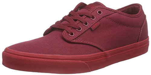 Vans - VZUUI45 - M Bishop (Textile) Rouge (Check Liner/Burgundy/Red)