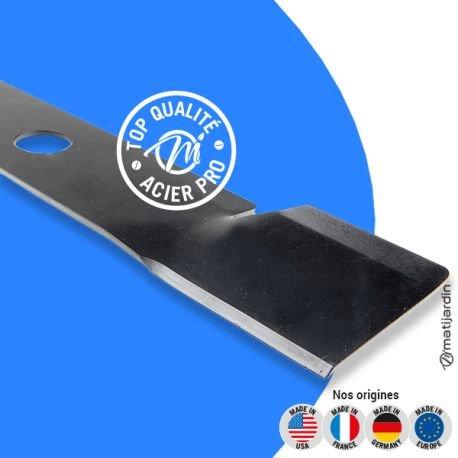 Lame tondeuse pour Sandrigarden Maxi Special 50 N°302070 coupe 48,5 cm - Pièce neuve