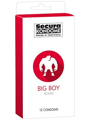 Big Boy Kondome - 12 condones 60mm