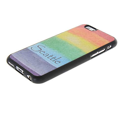 MOONCASE Gel TPU Silicone Housse Coque Etui Case Cover pour Apple iPhone 6 ( 4.7 inch ) 05