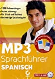 MP3 Sprachführer Spanisch (PC+MAC)