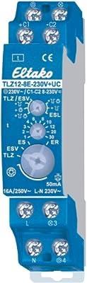 Eltako TLZ12-8E-230V+UC Treppenlicht-Zeitschalter von Eltako bei Lampenhans.de